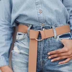 B-low The Belt Mia Belt Tan with Gold Hardware